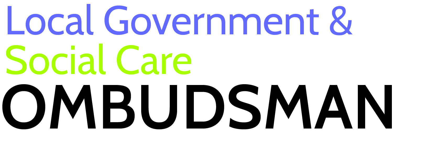 Local government and social care ombudsman logo