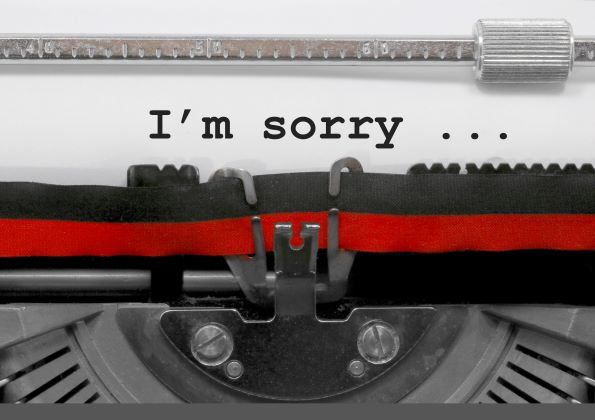 PIC - Apology