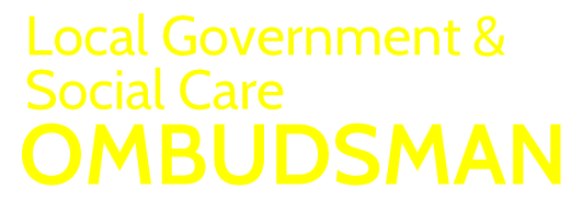 Local Government Ombudsman Social Care Logo